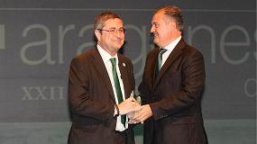 Foto de MANN+HUMMEL Ibérica recibe el reconocimiento de los aragoneses con el premio Pujanza Empresarial