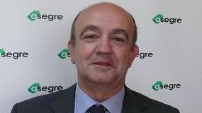 Foto de Aurelio Blasco, nuevo presidente de Asegre