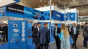 Foto de Boge Compresores presenta la nueva serie Boge Turbo HST en la pasada Feria de Hannover