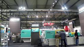 Foto de Packaging, medical, fabricación aditiva... exponentes de Arburg en Plast Milán