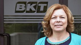 Fotografia de Entrevista a Lucia Salmaso, consejera delegada de BKT Europe