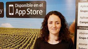 Fotografia de Entrevista a Emilia Vila, directora general de Agroptima