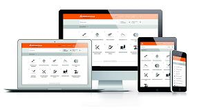 Foto de Hoffmann Group renueva completamente su eShop para estar más cerca del cliente