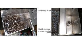 Foto de Nuevo separador automático de aceites emulsionados
