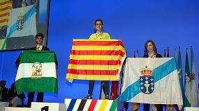 Picture of 16 alumnos de Catalu�a son galardonados en las Olimpiadas de FP World Skills 2015