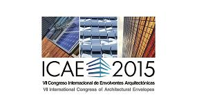Foto de Más de setenta ponentes en el Congreso Internacional de Envolventes Arquitectónicas Icae 2015