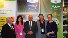 Foto de Bayer presenta sus �ltimas innovaciones en soluciones agr�colas en Fame Innowa