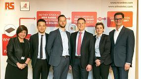 Foto de RS Components firma un acuerdo de distribución mundial con HellermannTyton
