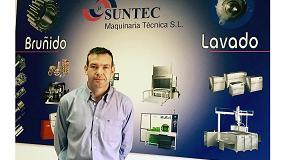 Foto de Entrevista a Gustavo Cos�n, director comercial de Suntec