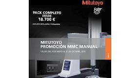 Picture of Promoci�n de m�quinas de medici�n por coordenadas manuales Mitutoyo