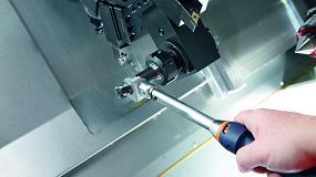 Foto de El sistema Garant TopCut reduce los tiempos de equipamiento y aumenta la productividad