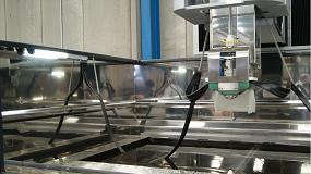 Foto de Molde Azul adquiere m�quina de electroerosi�n por hilo modelo Ona AF100