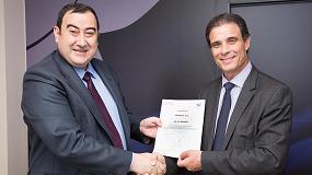 Picture of Entregan el m�ximo reconocimiento europeo medioambiental a Seipasa
