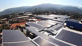 Foto de Proinso suministra 3 MW para la mayor instalaci�n sobre cubierta de Am�rica Latina