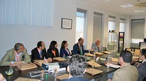 Foto de Tecnicarton recibe la visita de los miembros del Club para la Innovación de la Comunitat Valenciana