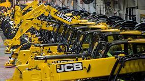 Foto de JCB consigue un beneficio de 300 millones de libras en 2014 a pesar de la desaceleraci�n de los mercados emergentes