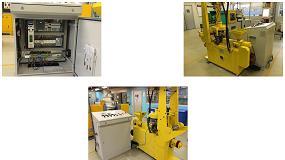 Foto de Una solución combinada de Emerson Industrial Automation mejora la precisión de una extrusora