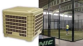 Foto de Met Mann presenta sus enfriadores evaporativos ecológicos Eco Cooler