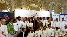 Foto de El mundo de la gastronom�a se vuelca con el hotel Alhambra Palace