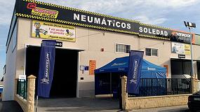 Picture of Neum�ticos Soledad abre en Antequera su nuevo centro