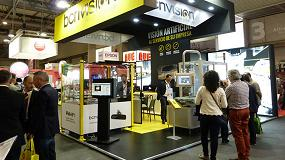 Picture of Bcnvision present� en Hispack 2015 nuevas soluciones de visi�n artificial para el sector del packaging