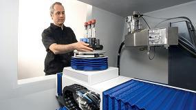 Picture of Zeiss presenta en la Subcontrataci�n 2015 sus equipos de tomograf�a computarizada m�s avanzados