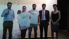 Fotografia de Se entregan los premios 'Crea y Recicla� en las Universidades de Las Palmas de Gran Canaria y La Laguna