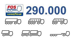 Picture of FleetOnlineSolutions de Goodyear crece un 45% y ya atiende a 290.000 veh�culos comerciales en Europa