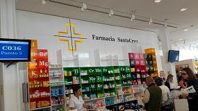 Picture of Farmacia SantaCruz implanta la soluci�n Qmatic Solo para mejorar la experiencia de sus clientes