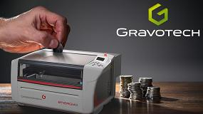 Foto de Gravograph presenta su nuevo modelo de m�quina de grabado y corte l�ser LS100 Energy8