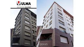 Fotografia de Nuevo v�deo sobre las ventajas de rehabilitar fachadas con el sistema Ulma