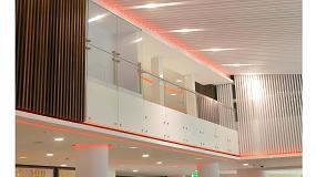 Fotografia de El centro comercial Bah�a Sur de C�diz elige las luminarias Signo LED de Lumiance por su eficiencia energ�tica y flexibilidad