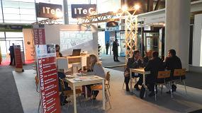 Foto de ITeC apuesta por el soporte a la innovación en el Salón Beyond Building Barcelona-Construmat
