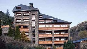 Foto de El confort y la eficiencia energética de Rehau en el Hotel Bringué de Andorra