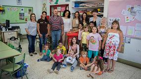 Fotografia de El CEIP San Vicente gana el concurso escolar Aula Canarias Recicla en la Isla de la Palma