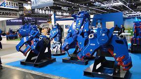 Fotografia de Arden Equipment exhibe en Intermat 2015 sus �ltimos implementos hidr�ulicos