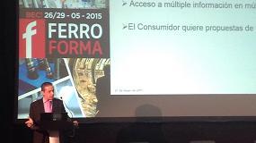 Foto de Comafe explica en Ferroforma 2015 las claves de futuro para el comercio tradicional de ferretería
