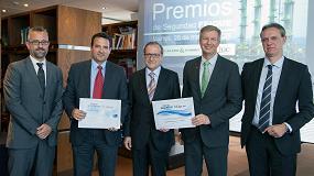 Foto de Las fábricas de Bayer MaterialScience de Tarragona y Barcelona reciben el Premio a la Seguridad Feique 2014