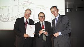 Picture of Re-Con Zero, de Mapei, gana el Premio a la Innovaci�n, la Sostenibilidad y la Obra Social en la Construcci�n