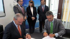 Foto de Empresas andaluzas y portuguesas analizan posibles colaboraciones en el sector aeroespacial y de defensa