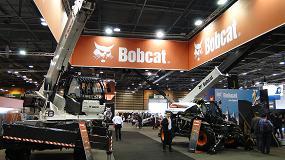Foto de Bobcat presenta en Intermat 2015 sus nuevos manipuladores compactos TL358/TL358+