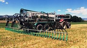 Foto de Nuevas variedades de cultivos extensivos y nuevas propuestas para un uso sostenible de los fertilizantes