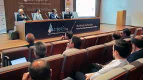 Foto de Una jornada en Aerópolis destaca el papel de la ingeniería de sistemas en la competividad de la industria aeroespacial