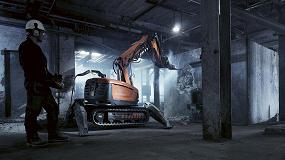Foto de Robots DXR de Husqvarna: sencillamente demoledores