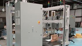 Foto de Un control preciso para ensayos avanzados de mobiliario