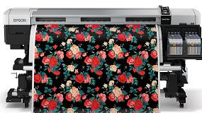 Foto de Impresión textil de gran volumen