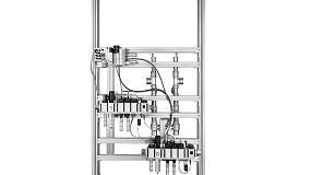 Foto de Soluciones completas para la alimentación de aire comprimido y agua refrigerante para pinzas de soldadura