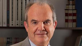 Foto de Luis Bascuñán, nuevo presidente de Veterindustria
