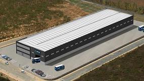 Foto de Cortizo inicia la construcción de un nuevo centro de producción y logística en Rumanía