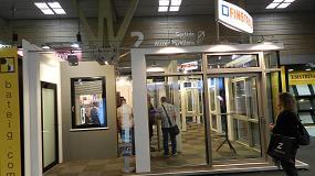 Foto de Finstral presenta en BBB-Construmat sus últimas novedades